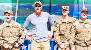Trace Adkins Takes A Stand For America In Patriotic Song 'Still A Soldier'
