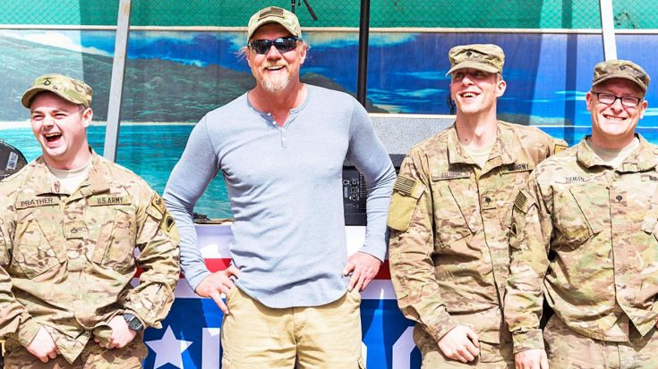 Trace Adkins Takes A Stand For America In Patriotic Song 'Still A Soldier' | Classic Country Music Videos
