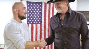 """Trace Adkins Salutes Military Veterans In Music Video For """"Still A Soldier"""""""