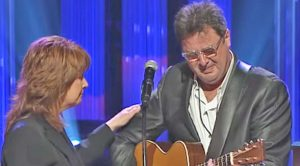 Vince Gill Breaks Down Mid-Performance While Singing 'Go Rest High' At George Jones' Funeral