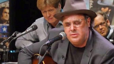 Hear Vince Gill Sing About Being 'Lost In A World Without Haggard' In Tear-Jerking Song | Classic Country Music Videos