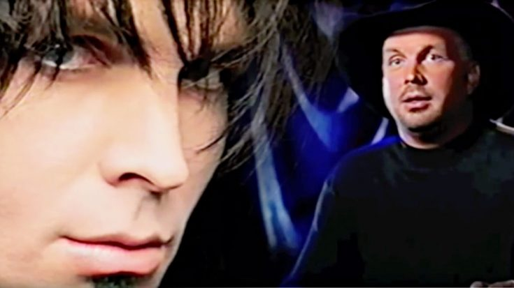Garth Brooks' Long-Dead Alter Ego Comes Back For A Song | Classic Country Music Videos