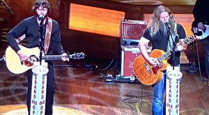 You Missed A History-Making Duet During Opry's Special Night