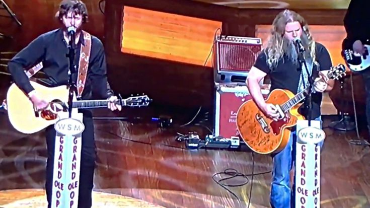You Missed A History-Making Duet During Opry's Special Night   Classic Country Music Videos