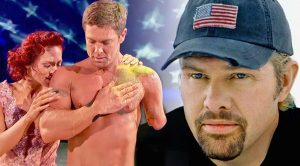 """Iraq War Veteran Stuns on """"Dancing With The Stars"""" with Toby Keith's """"American Soldier"""""""