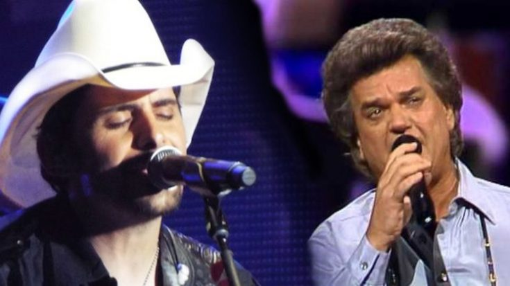 Hello, Darlin'! Brad Paisley Melts Hearts With A Tearjerking Southern Classic
