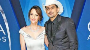 Brad Paisley Once Wrote 'Happy Anniversary' On A Toilet – Here's Why It's Actually Really Romantic