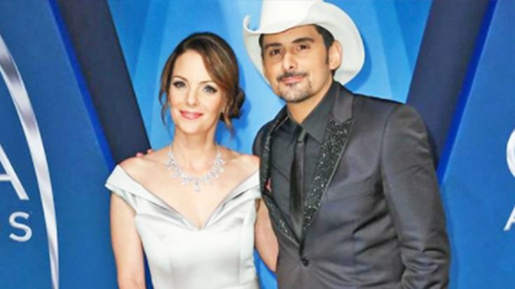 Brad Paisley Once Wrote 'Happy Anniversary' On A Toilet – Here's Why It's Actually Really Romantic | Classic Country Music Videos