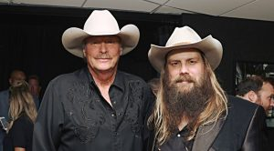 You'll Be Stunned By What Alan Jackson Just Said About Chris Stapleton