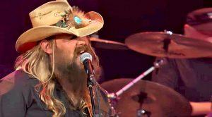 Chris Stapleton Revives Major Waylon Jennings Hit In Stellar Performance