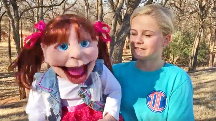 Darci Lynne Farmer Performs Seemingly Impossible Duet With Cowgirl Puppet | Classic Country Music Videos