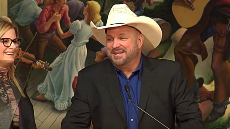 Garth Brooks Names His Top Choices For Hall Of Fame…Bet You Can Guess One | Classic Country Music Videos