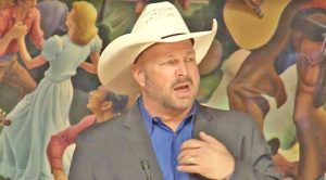 Garth Brooks Tearfully Announces Newest Country Music Hall Of Fame Inductee