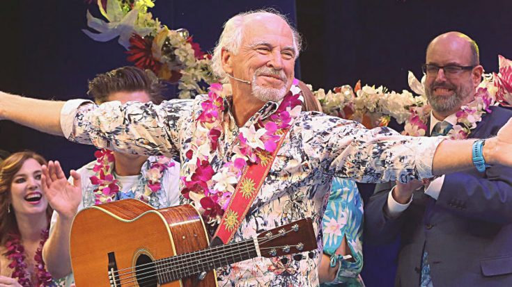 After 41 Years, Jimmy Buffett Reveals Secret Inspiration Behind 'Margaritaville'   Classic Country Music Videos