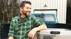 Is Josh Turner Sporting A Mini-Mullet In Just-Shared Photo?