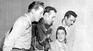 "The Story Of How ""The Million Dollar Quartet"" Photo Came To Be"