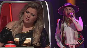 'Voice' Coaches Fail To Turn For Sassy Emmylou Harris Cover