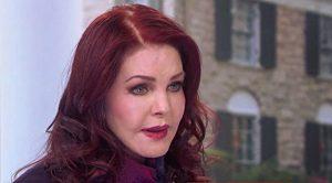 Priscilla Presley Tears Up While Sharing Memories Of Elvis' Funeral