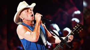 For First Time, Kenny Chesney 'Gets Along' With ACMs