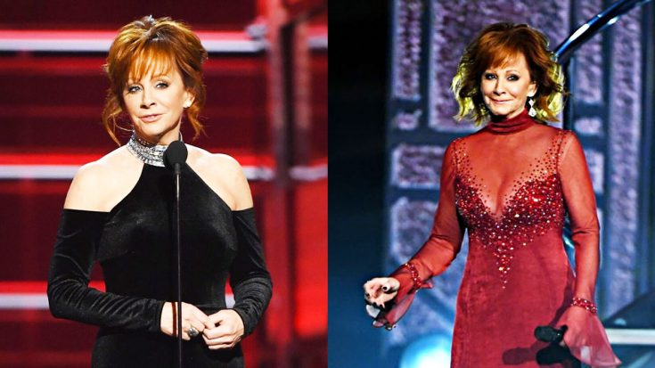 See All 7 Of Reba's Edgy ACM Wardrobe Choices | Classic Country Music Videos
