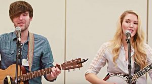 Glen Campbell's Kids Team Up To Pay Tribute To Their Dad With 'Gentle On My Mind'