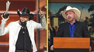 Here's What Garth Brooks Had To Say About Jason Aldean Winning ACM Entertainer Over Him