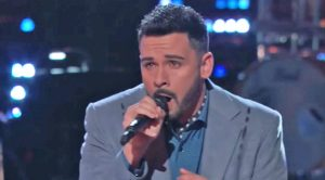 Team Kelly's Justin Kilgore Comes Up Short After Shaky Garth Brooks Cover