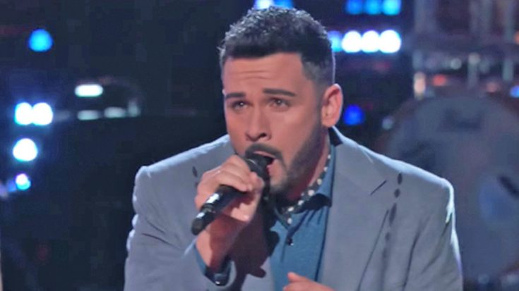 Team Kelly's Justin Kilgore Comes Up Short After Shaky Garth Brooks Cover | Classic Country Music Videos