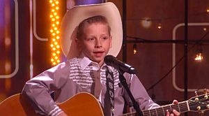 Famous Walmart Yodeler Will Knock Your Socks Off With New Performance Of 'Lovesick Blues'