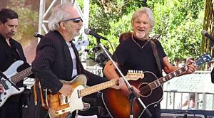 Merle Haggard & Kris Kristofferson Tackle 'Big City' In Duet That Sells Itself