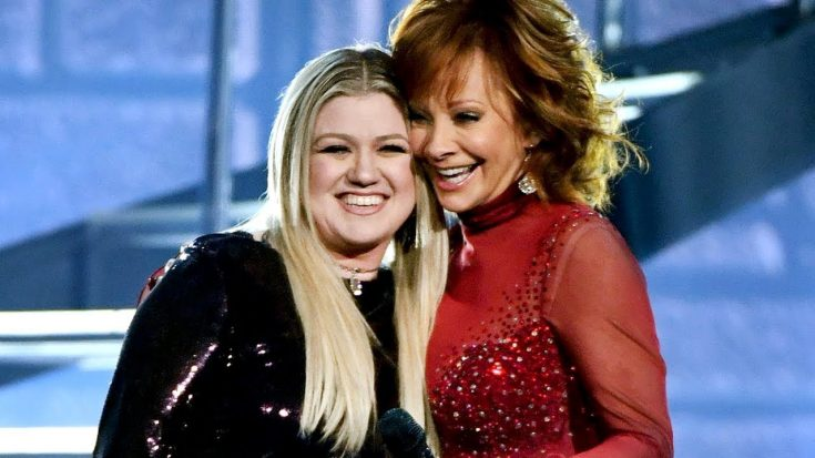 Will Reba McEntire Pick Sides In Kelly Clarkson Divorce? | Classic Country Music Videos