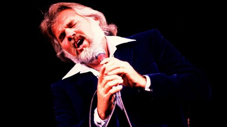 """Kenny Rogers Bares His Soul In Unrivaled Cover Of """"When A Man Loves A Woman"""" 