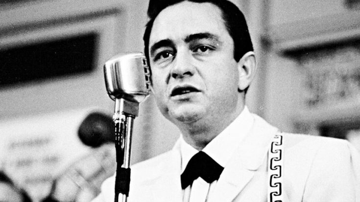 Johnny Cash Started As Appliance Salesman & The Rest Is History