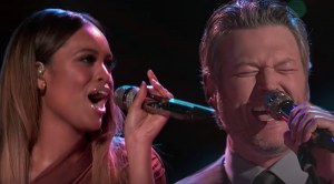 Blake & Spensha's Growling Tanya Tucker Duet Drops Jaws
