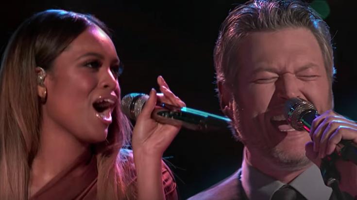 Blake & Spensha's Growling Tanya Tucker Duet Drops Jaws   Classic Country Music Videos