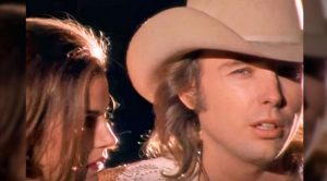 "Mistrust and Jealousy Fuel Dwight Yoakam's ""Suspicious Minds"""