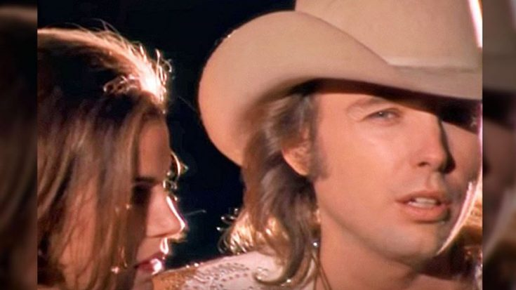 "Mistrust and Jealousy Fuel Dwight Yoakam's ""Suspicious Minds"" 
