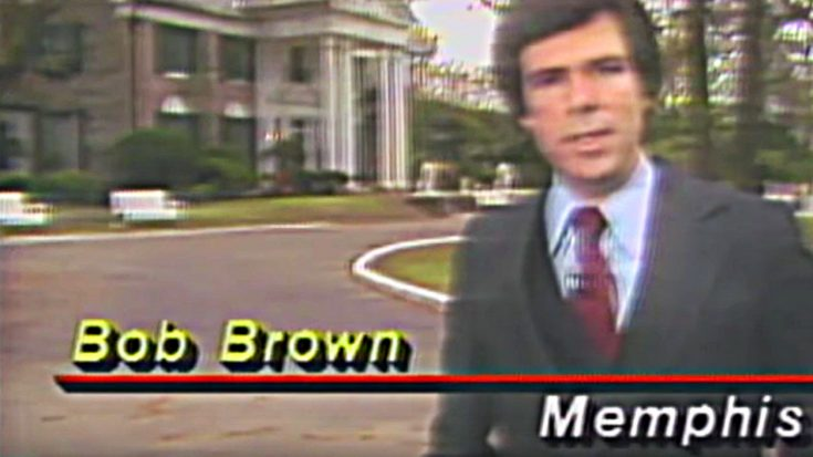 1982 TV Exposé Shows Graceland Before It Was Open To Public | Classic Country Music Videos