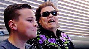 12-Year-Old Ronnie Milsap Fan Gets Surprise Of A Lifetime