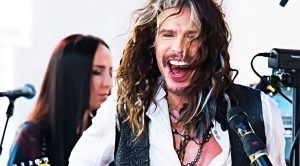 How 85-Year-Old Willie Nelson Left Steven Tyler Speechless