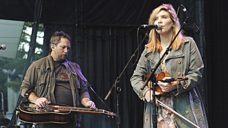 Pause Everything & Hear Alison Krauss' First Song With Union Station In 7 Years
