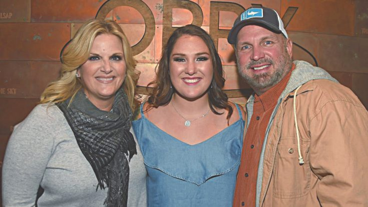 Garth Brooks' Daughter Allie Shares What He Is Really Like As A Father   Classic Country Music Videos