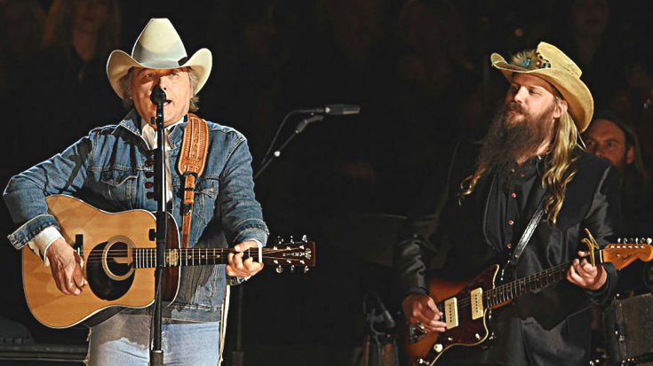 Pause Everything…Dwight Yoakam Just Released A New Song, & Chris Stapleton Wrote It