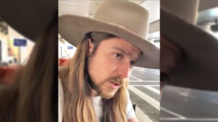 Lukas Nelson Performs Dad Willie's Hit For Unsuspecting Airport Goers | Classic Country Music Videos