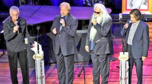 Oak Ridge Boys Involved In Hit And Run With Member On Board