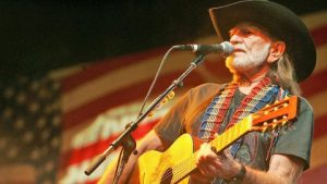 Willie Nelson Performs Meaningful Patriotic Hit 'Living In The Promiseland'