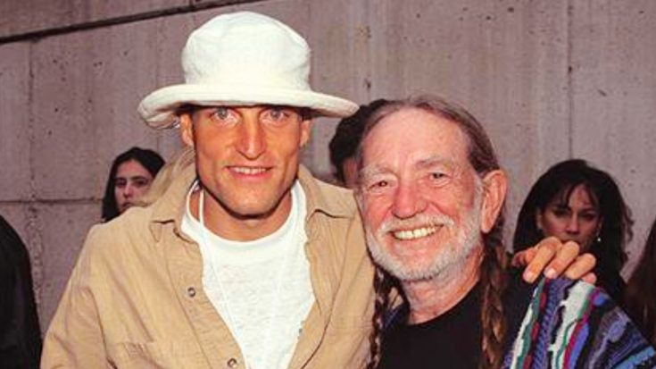 Willie Nelson Won So Many Poker Winnings Off Woody Harrelson, He Built An Addition On His House | Classic Country Music Videos