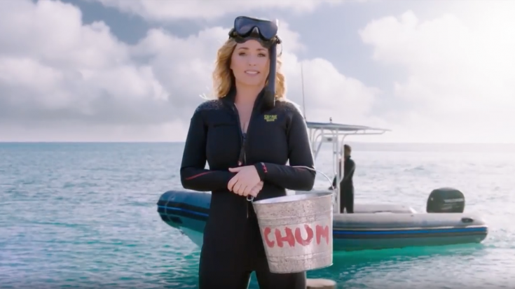 Sharks Surpass Shania Twain In Hysterical New Video | Classic Country Music Videos