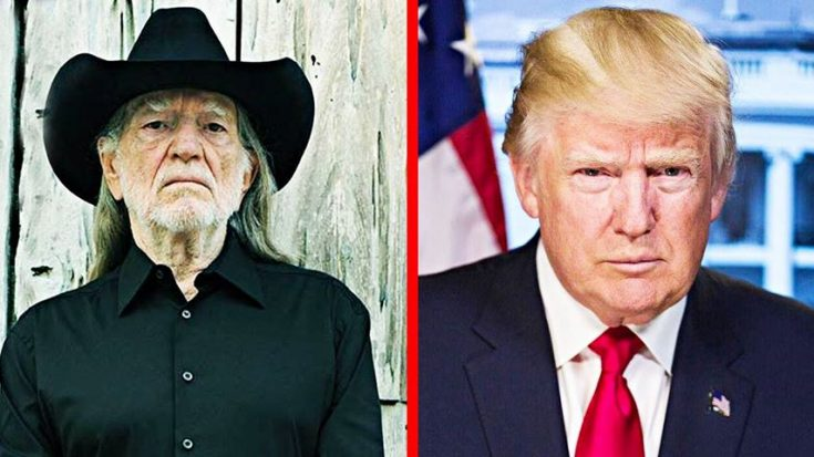 Willie Nelson Invites Trump To Meet Him At Border Detention Center | Classic Country Music Videos