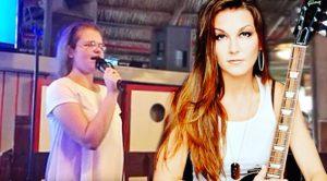 "Young Blind Girl Sings ""Redneck Woman"" At Karaoke Restaurant"